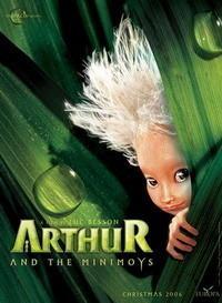Trailer de 'Arthur and the Minimoys' de Luc Besson