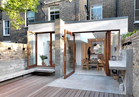 Descubre la estupenda remodelación de esta casa victoriana en Londres