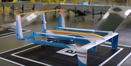 Amazon reveló nuevos detalles sobre la entrega de paquetes mediante drones