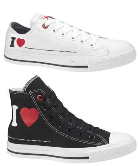 San Valentín con Converse