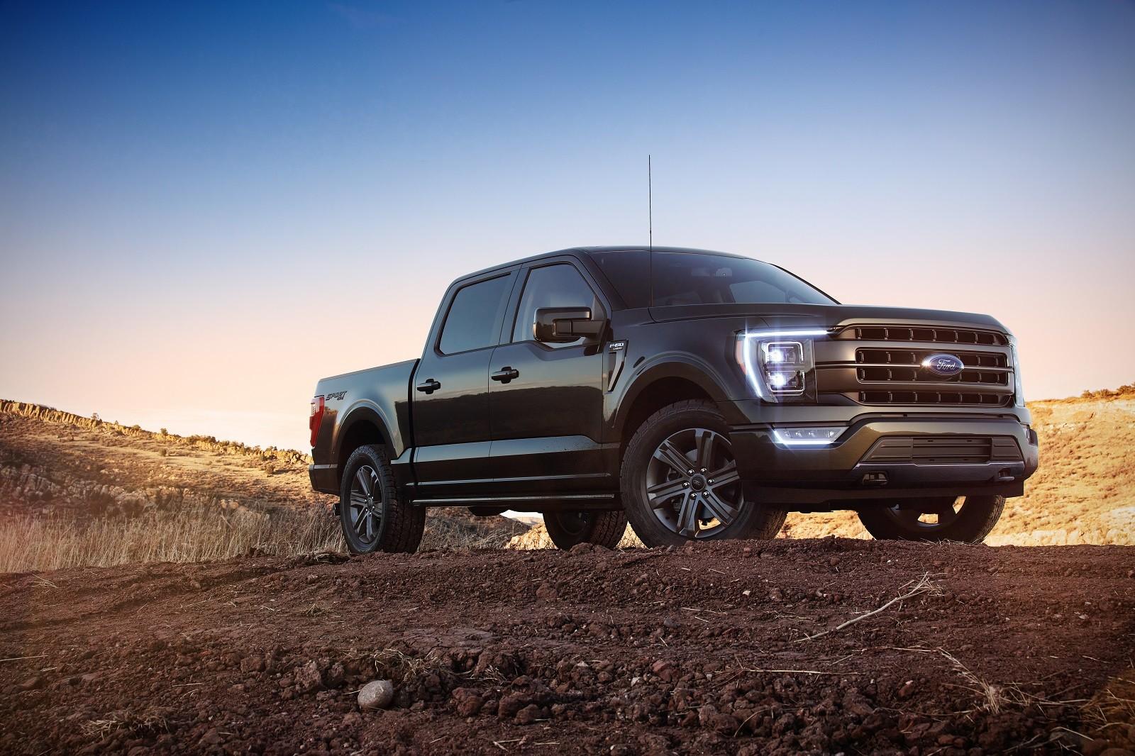 Foto de Ford F-150 2021 (31/45)
