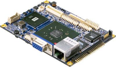 VIA Pico-ITX, placa de bajísimo consumo con micro integrado