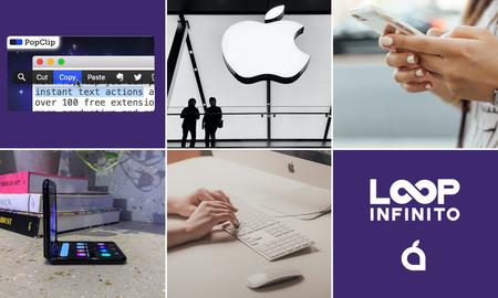 PopClip, lo nuevo de Samsung, tarifas ilimitadas... La semana del podcast Loop Infinito