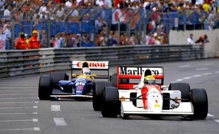 Gran Premio de Mónaco 1992: lucha de titanes