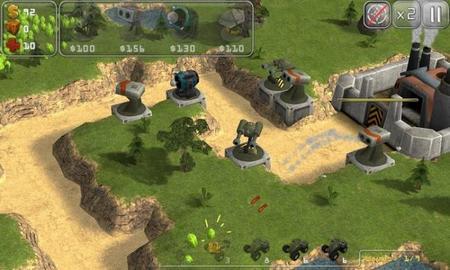 Total Defense 3D viene a Windows Phone para los fanáticos de los Tower Defense