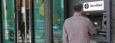 El cierre de oficinas bancarias está afectando a la España despoblada