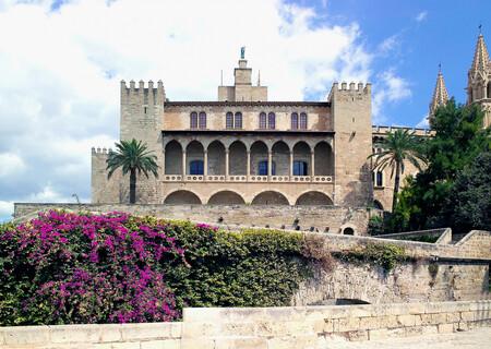 Palacio De La Almudaina 1 Visit Palma