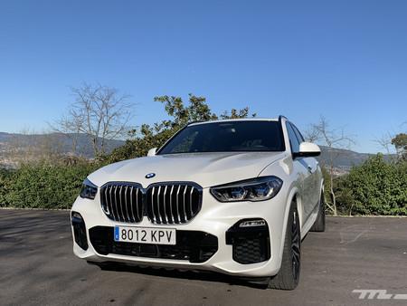 BMW X5 2019 delantera