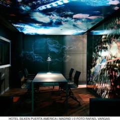 Foto 3 de 9 de la galería hotel-puerta-america-jean-nouvel en Decoesfera