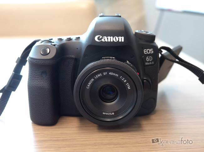 Canon EOS 6D Mark II, toda la información y toma de contacto con la nueva réflex full frame de inicio