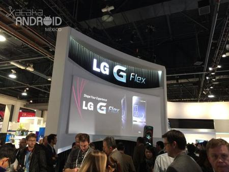 Lo mejor del CES 2014: LG G Flex