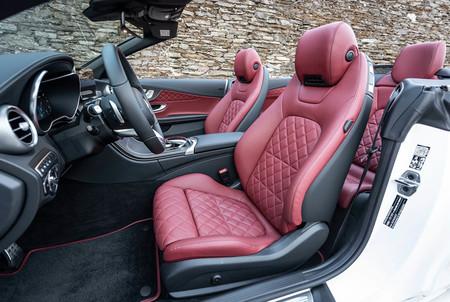 Mercedes Benz C 300 Amg Line Cabriolet 33