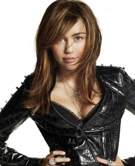 """A Miley Cyrus le gustaría desnudarse """"con clase"""""""