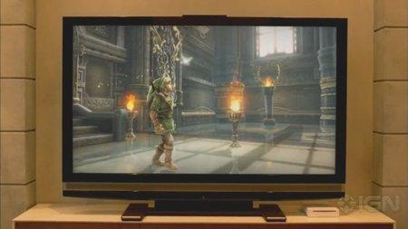 E3 2011: 'The Legend of Zelda' también llegará a Wii U. Primer vídeo de esta (todavía) lejana aventura