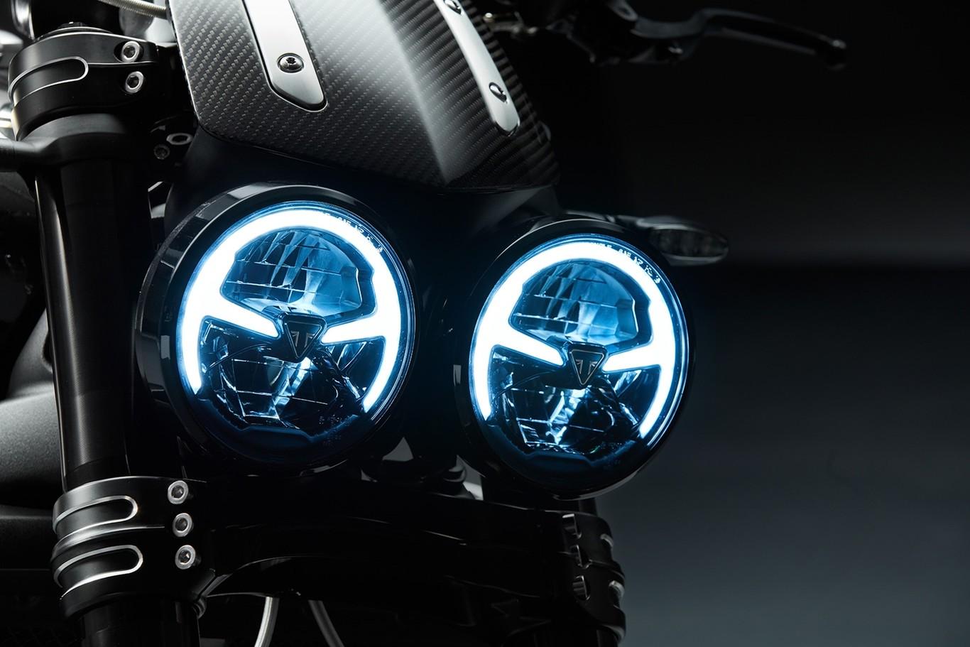 La Triumph TE-1 será la primera moto eléctrica de Triumph, y será un proyecto 100% británico