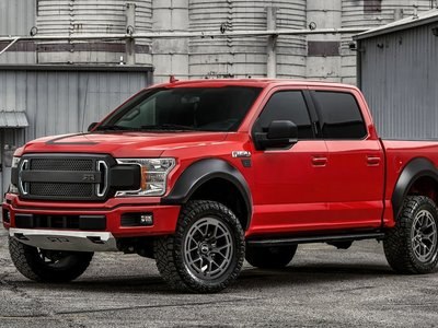 Ford F-150 RTR: Un look más off-roader sin caer en modificaciones importantes