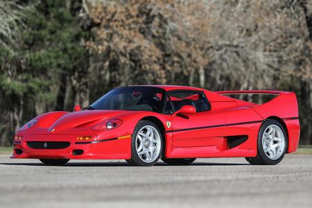 Subasta Ferrari 2