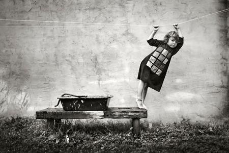 'La famille', de Alain Laboile, cuando el padre de familia a cargo de seis niños también es fotógrafo