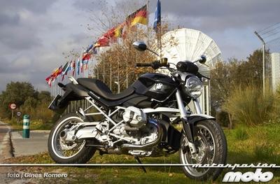 BMW R 1200 R, prueba (conducción en ciudad y carretera)