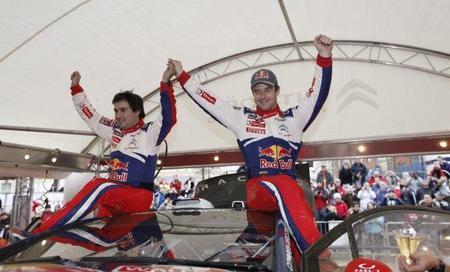 Las mejores imágenes del WRC 2010 (Parte I)