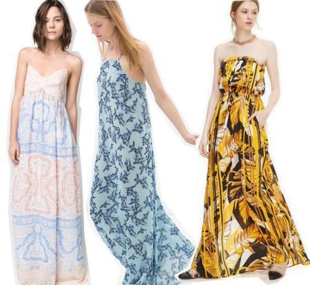 vestidos maxi rebajas