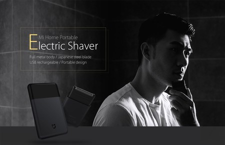 Más barata todavía: Xiaomi Mi Electric Shaver por sólo 27,91 euros con este cupón
