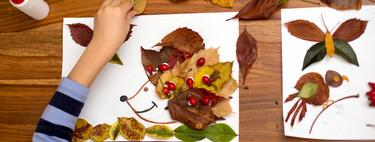 25 manualidades de otoño fáciles y divertidas para hacer con los niños
