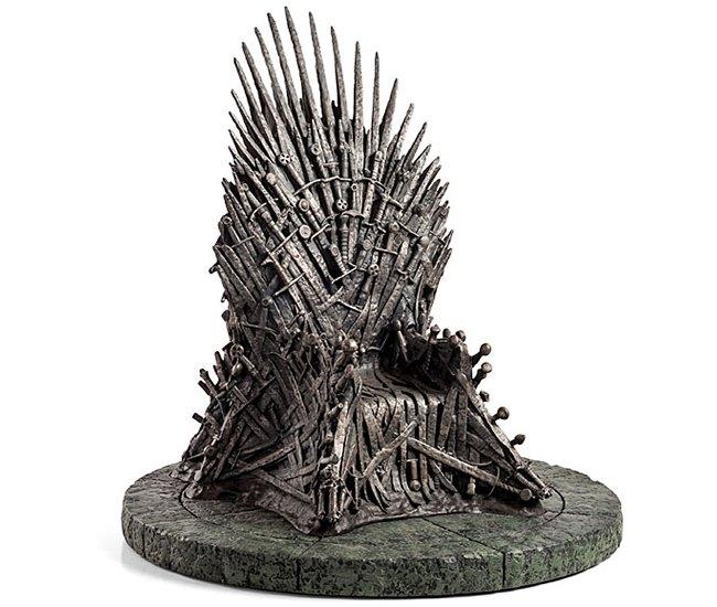 La r plica del 39 trono de hierro 39 que te gustar a tener - Trono de hierro ...