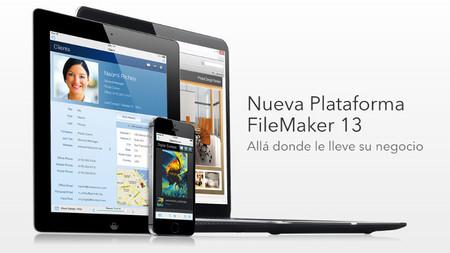Nueva versión de FileMaker 13, la base de datos favorita de los usuarios de Mac