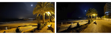 Prueba Playa Analisis Iphone 12 Gran Angular Modo Noche