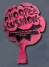Whoopee Cushion: Curioso widget musical