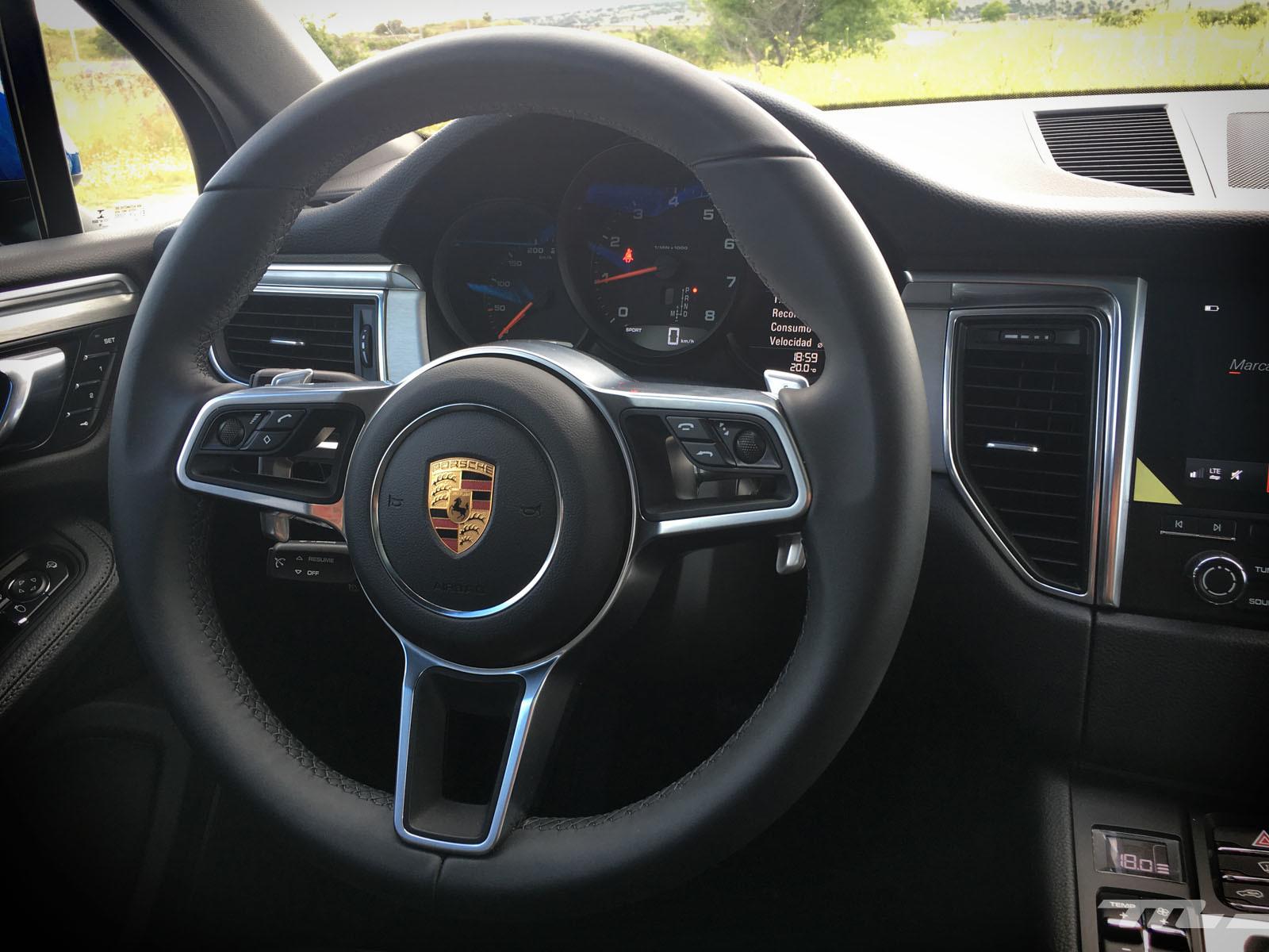Foto de Porsche Macan (prueba) (12/40)