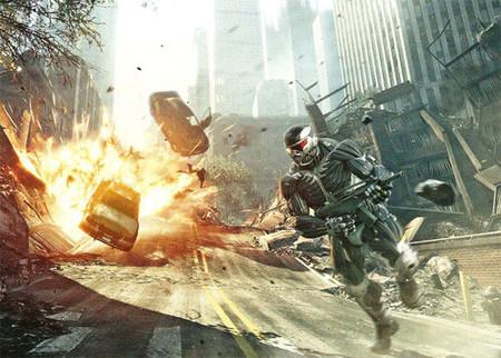'Crysis 2', nuevas imágenes en alta definición. Un espectáculo a nivel visual...