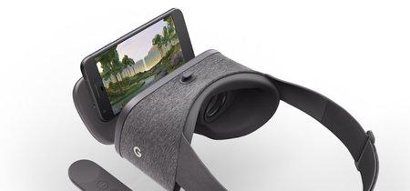 Google prepara unas pantallas OLED para gafas de realidad virtual con 18 MPx de resolución