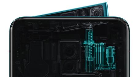 Oppo Reno 10x Zoom Render Modulo