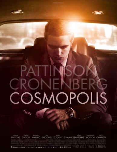 'Cosmopolis',teasertráilerynuevoscartelesdelapelículadeDavidCronenbergconRobertPattinson