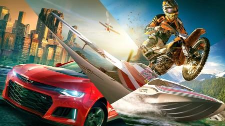 The Crew 2 rediseña su mundo abierto: ahora podremos manejar motos, barcos y aviones [E3 2017]