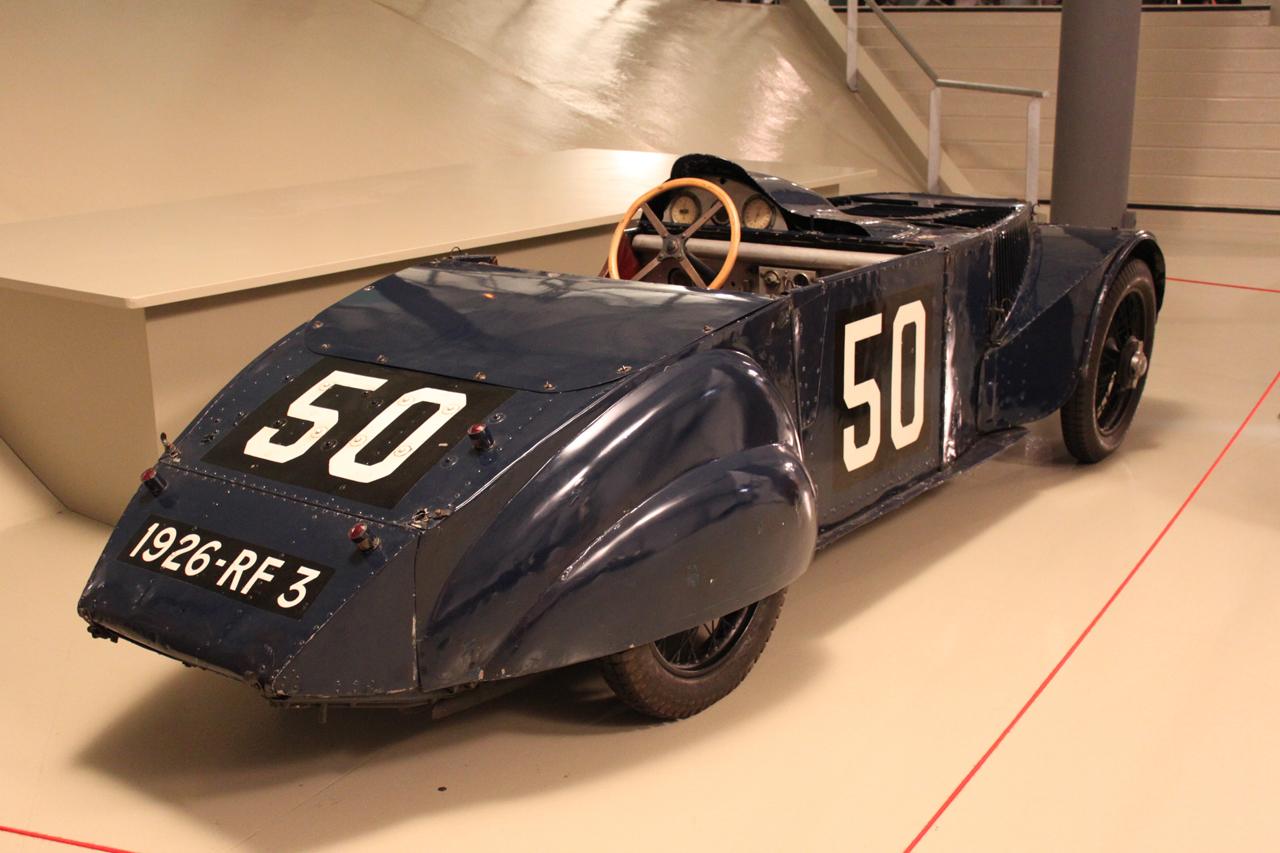 Foto de Museo 24 horas de Le Mans (141/246)