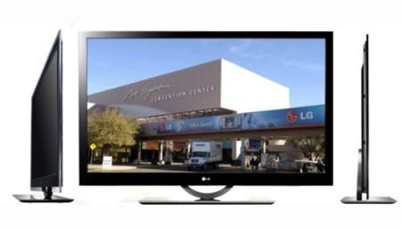 LG LH95, LCD de sólo 2.48 centímetros de grosor