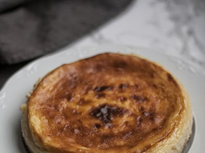 Cheesecake de mascarpone. La receta de tarta de queso que te conquistará