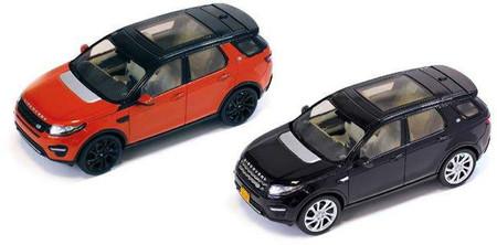 Land Rover Discovery Sport, al descubierto a escala 1:43