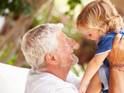 Los nuevos abuelos que ya no viven sólo para cuidar de los nietos