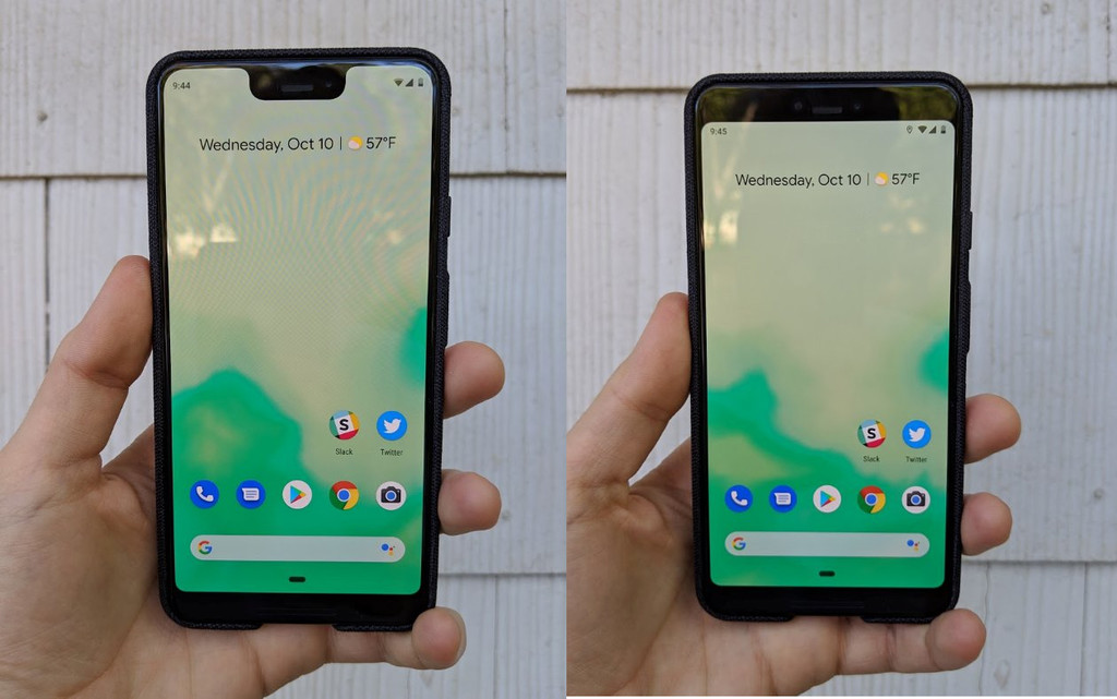 The Pixel 3 XL allows you to hide your huge notch, we tell you how to