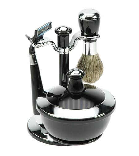 Kit de afeitado retro