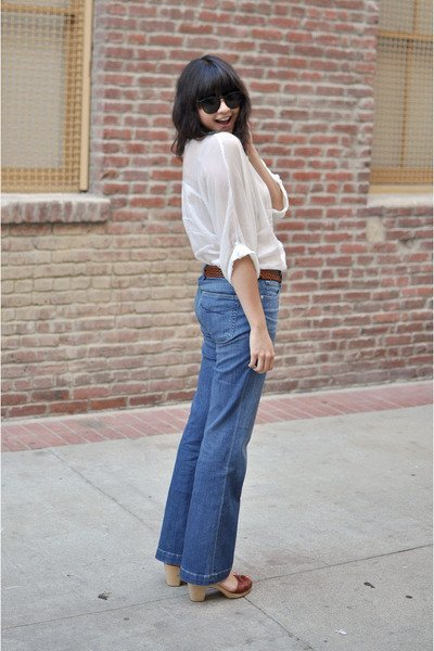 pantalones vaqueros streetstyle
