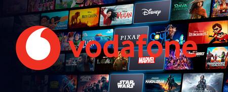 Vodafone TV integra Disney+ en dos nuevos packs y gratis para clientes de Vodafone One Hogar Ilimitable