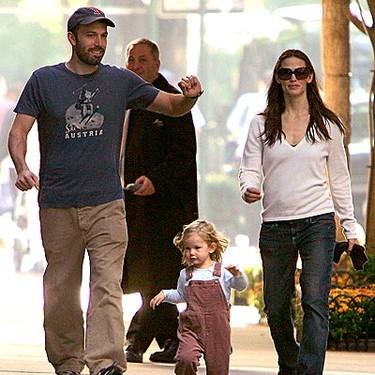 Ben Affleck se pica con Matt Damon: Jennifer Garner está embarazada