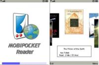 Mobipocket Java, libros para los Sony Ericsson