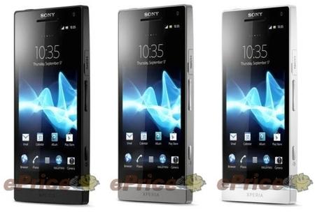 Sony Xperia SL, la actualización del primer NXT