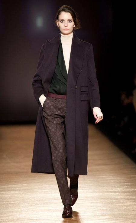 Tendencias otoño-invierno 2012/2013: una vez más, la ropa de dormir toma la calle